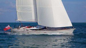 SY Amazon Creek Yacht Charter