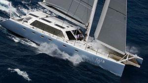 SY Catamaran SLIM Yacht Charter
