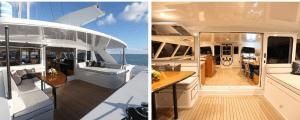 SY SLIM Catamaran Yacht Charter